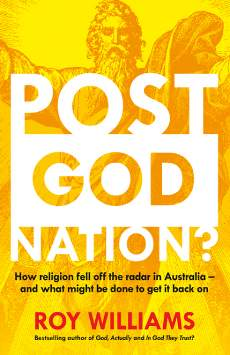 Post God Nation? Book Cover
