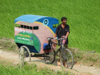 Bangladesh School bus